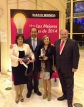 La Oficina de Mediación Sanitaria del Servicio Murciano de Salud, una de ´Las Mejores Ideas de 2014