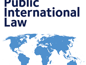 Recognition of states under public international law