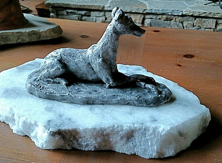 Whippet Show Trophy