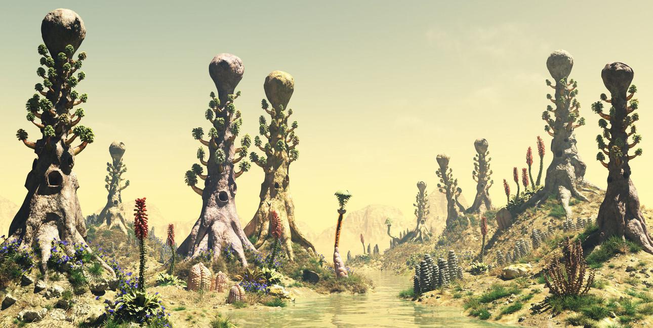 Concept Landscape 1
