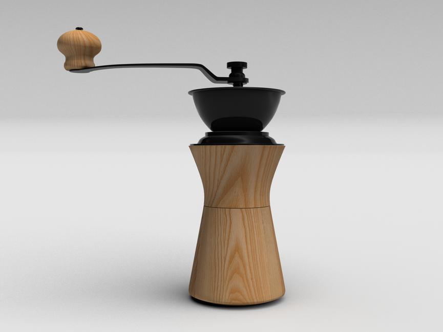 Kalita Coffee Grinder #2