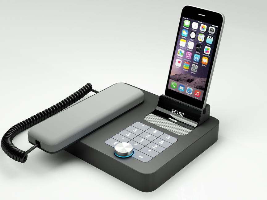 Invoxia Landline Telephone