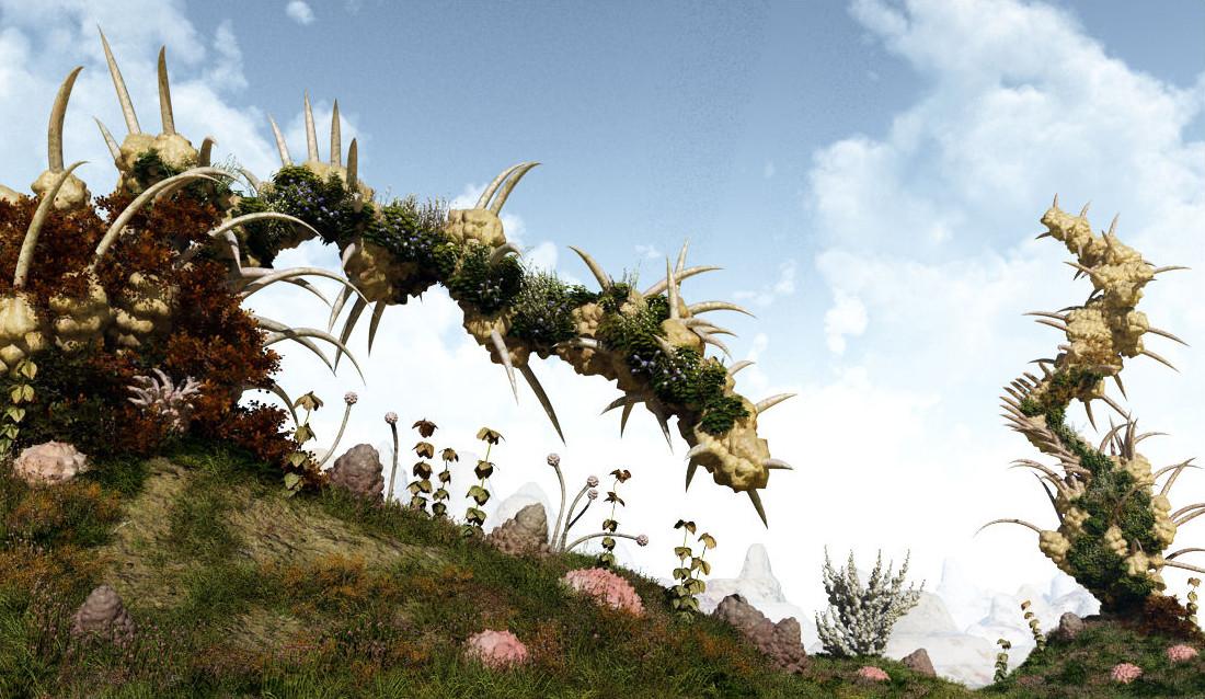 Concept Landscape 12