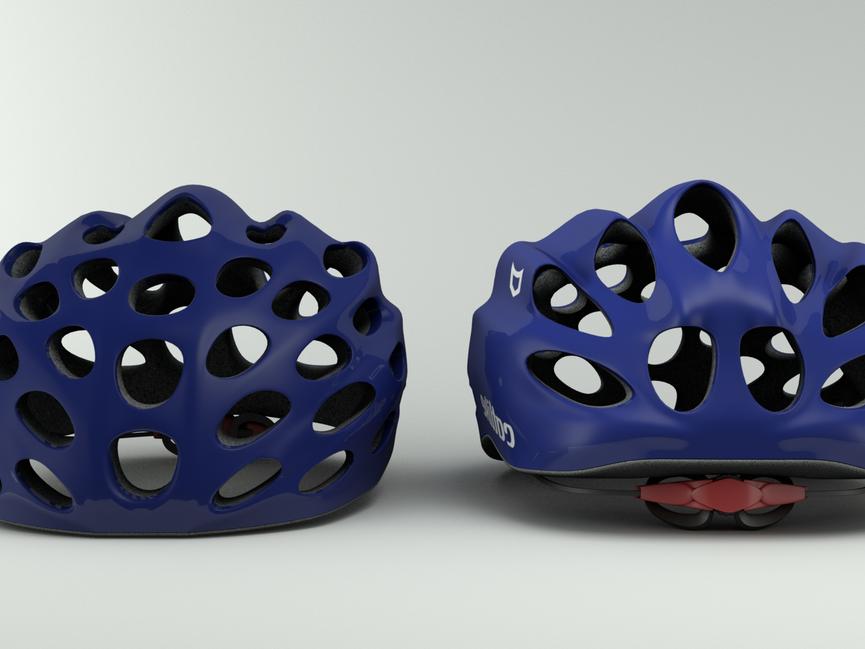 Catlike Bike Helmet