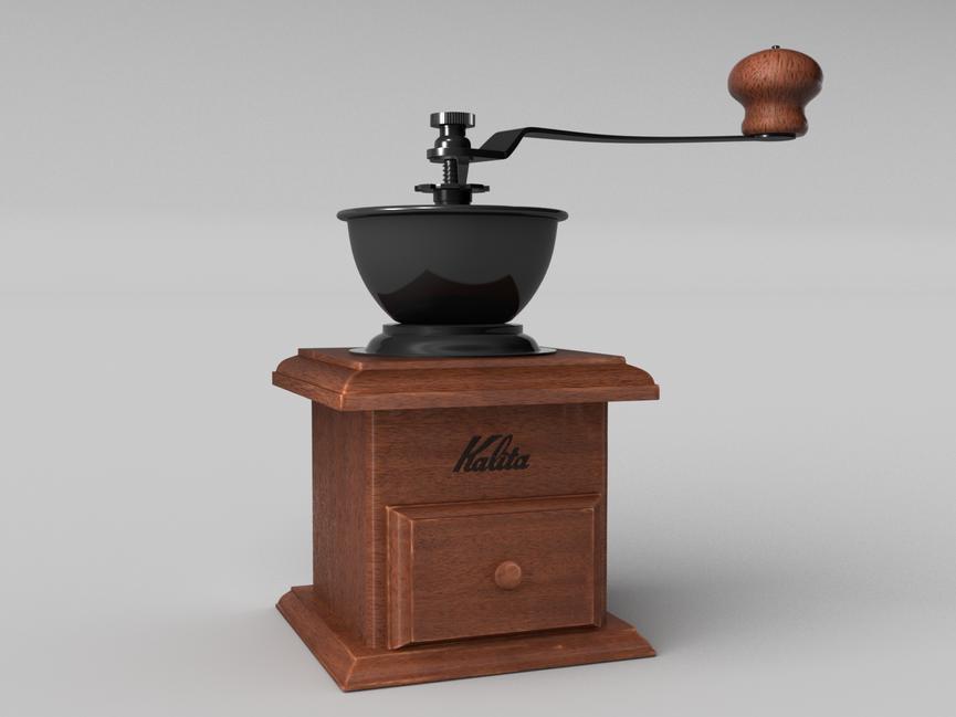 Kalita Coffee Grinder #1