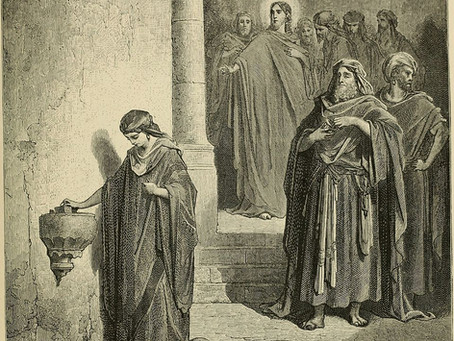[證道] 寡婦的奉獻 (SIMON)