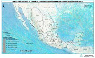 Atlas de riesgo y Huracanes