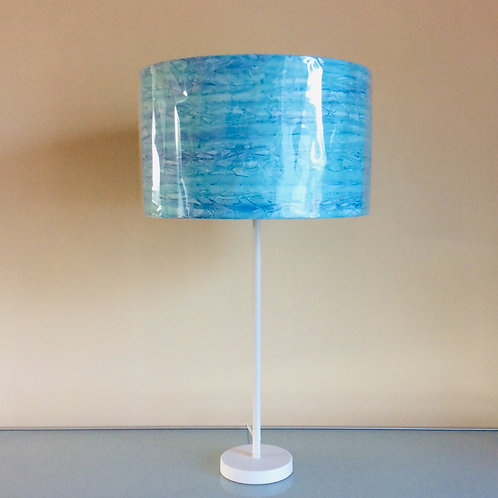 Lampshade, blue (3520)