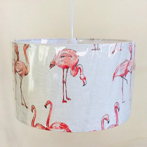 Lampshade, flamingo (3516)