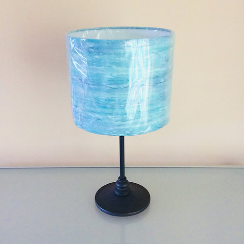 Lampshade, blue (2528)