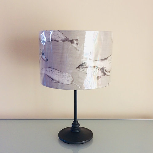Lampshade, whales (3031)