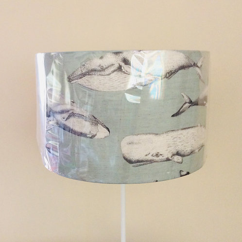 Lampshade, whales (4021)
