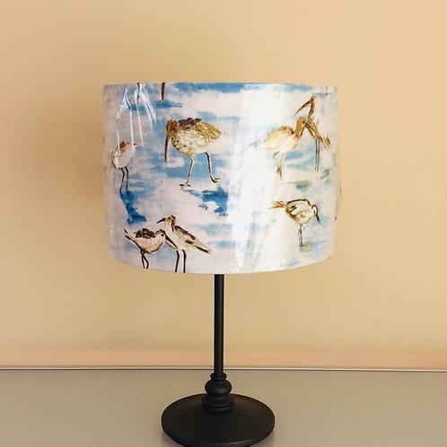 Lampshade,coastal birds (3035)