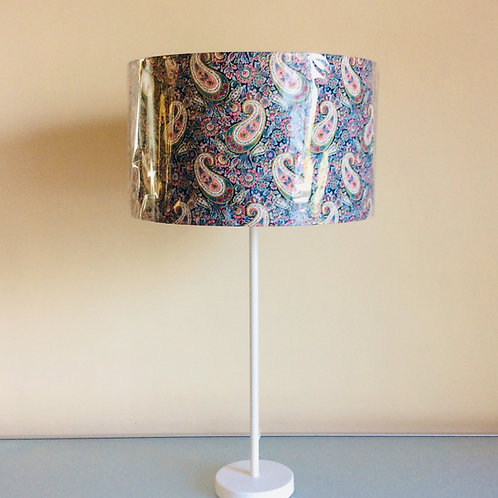 Lampshade, paisley pattern (3514)