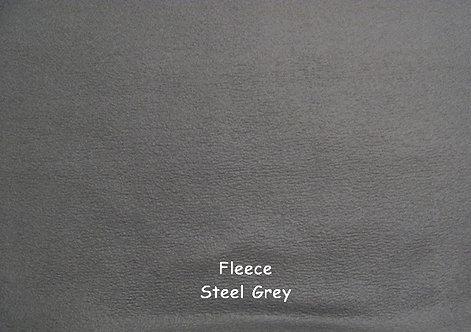 Fleece Cover - Lt. Grey