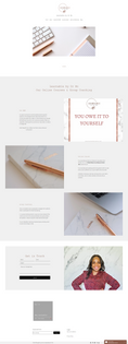 Learnable Website Design