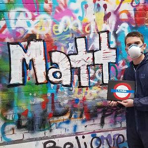 Matthew Cotter London Art