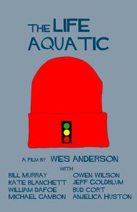 Saul Bass Study: The Life Aquatic