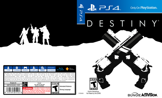 Destiny Game Cover