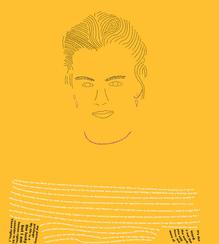 Typographic Portrait: Emma Watson