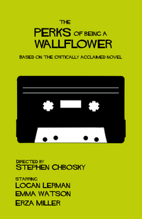 Saul Bass Study: The Perks of Being A Wallflower