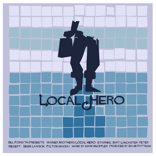 Saul Bass Study: Local Hero