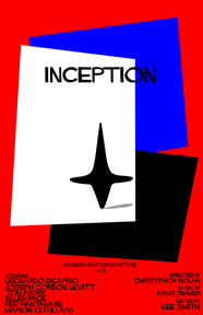 Saul Bass Study: Inception