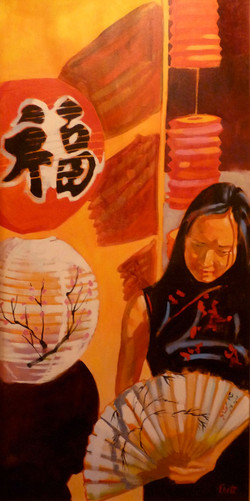 Ling, 48 x 24