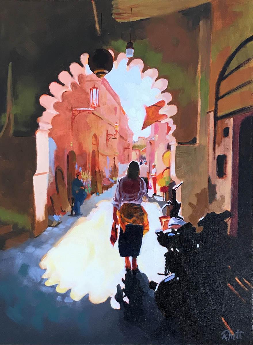 Keyhole, Marrakesh II