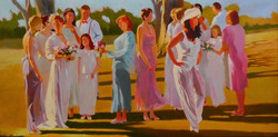 Southern Wedding Revisited            24 x 48