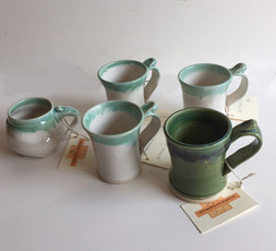 Pottery by Scott Campbell