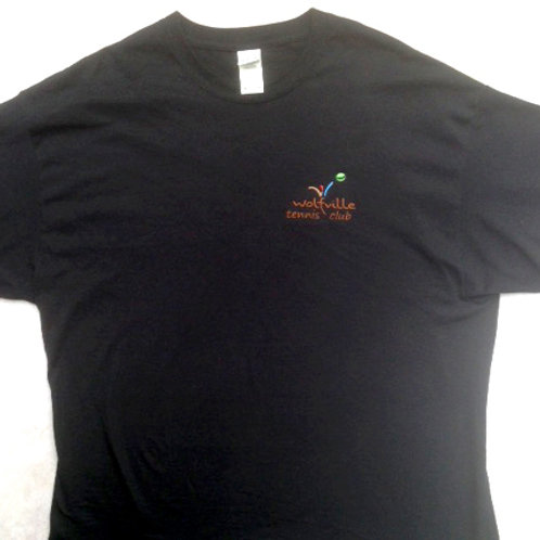 Premium Adult Cotton Ts - embroidered