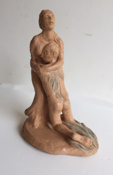 Sculpture by Elisabeth Sircom