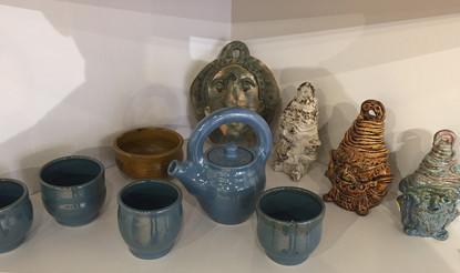 Original pottery