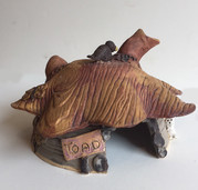 Toad House by Judy Hainstock