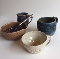 Pottery by Judy Hainstock