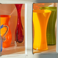Vases in Afternoon Light