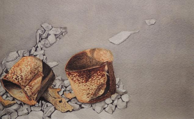 Rust Never Sleeps—Tin Cans Left at Beechey Island