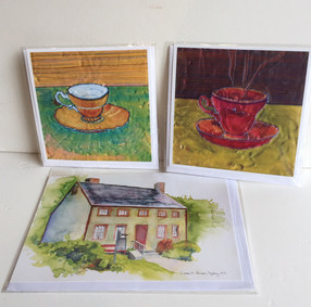 Cards by Alison Grapes