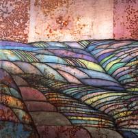 Quilted Landscapes -- Pastels