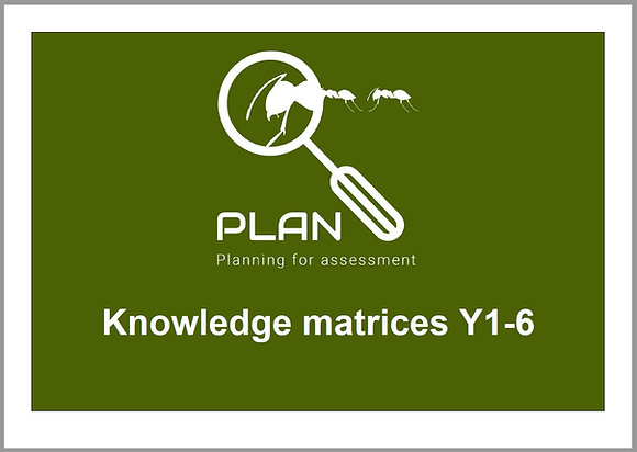 Knowledge matrices Y1-6