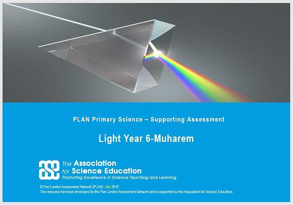 Examples of work - Light (Y6) - Muharem