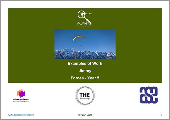 Examples of work - Forces (Y5) - Jimmy