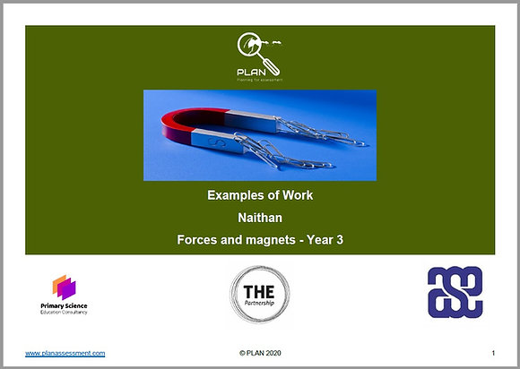 Examples of work - Forces and magnets (Y3) - Naithan