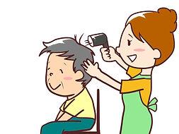 奈良県の身体障害者の方の訪問美容