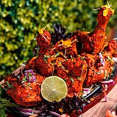 Punjabi Fusion Tandoori Chicken Half