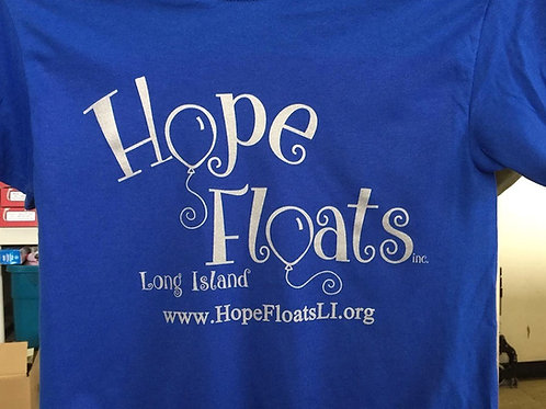 Hope Floats Long Island T - Shirts