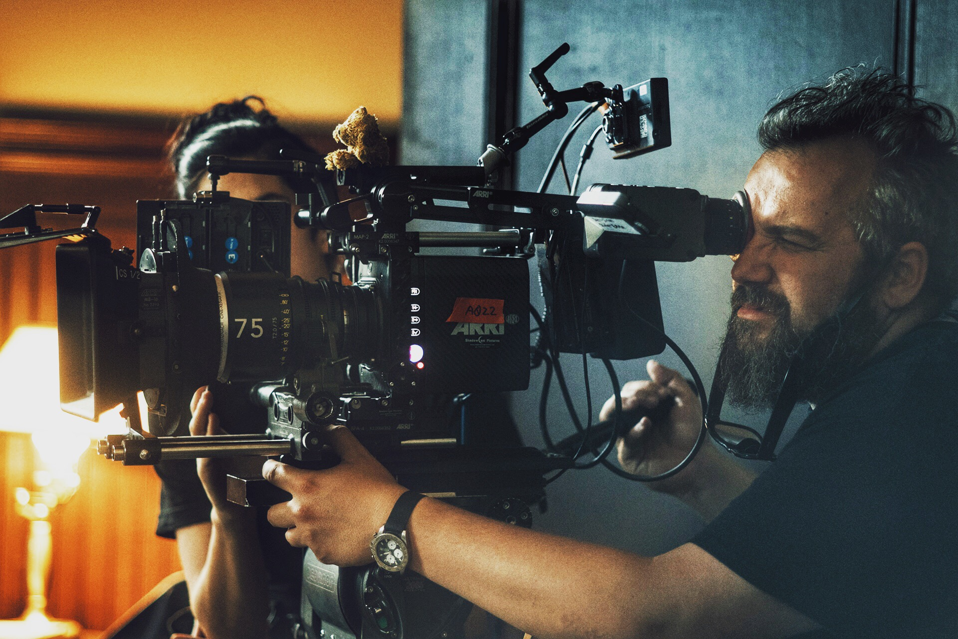 Pablo Diez, AEC. Cinematographer