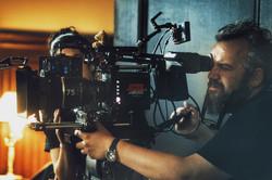 Pablo Diez, AEC. Cinematographer
