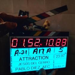 Attraction, Pablo diez AEC